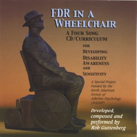 Medium fds in a wheelchair album cover