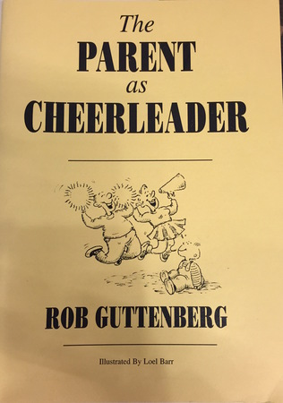 Medium parent as a cheerleader cover